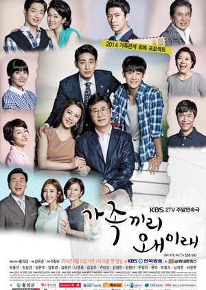 image of drama What Happens To My Family (2014) [KDRAMA]